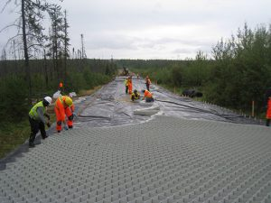 Civil Engineering in Roadway Design